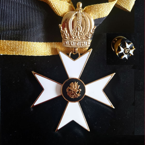 """ORDER OF ST. GEORGE"""